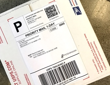 How Do I Upgrade My Shipping Label?